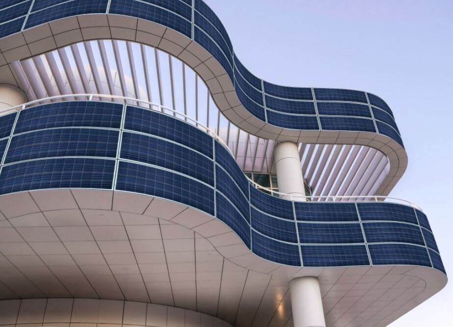 lightweight thin eArche solar panels are approved by the clean Energy Council