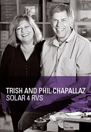 Phil and trish Chapallaz appear on Victorian Government website as success story