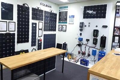 Solar Panels For Rv Renewable Energy