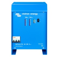 Skylla-TG 24/50 (1+1) Uin 230VAC/45-65Hz CE  Charger Victron