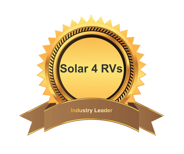 Solar 4 RVs leading and trusted reputable solar panel supplier
