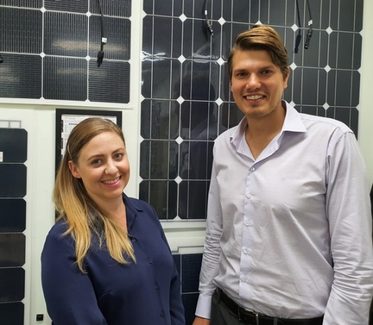 highly skilled team is expanding at Solar 4 RVs