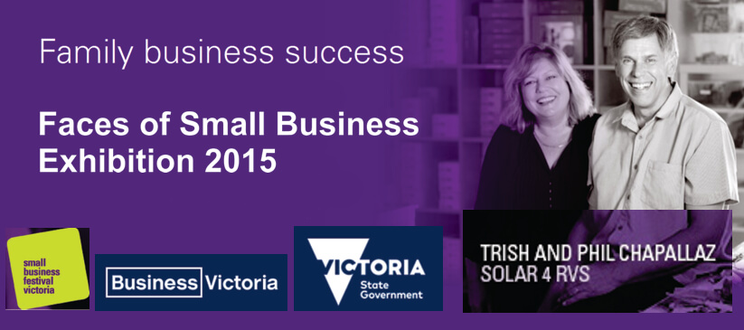 Successful business case study on Victorian Government website