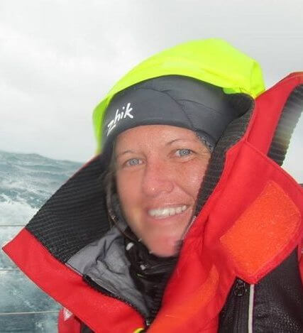 Lisa Blair attempts her record breaking sailing attempt