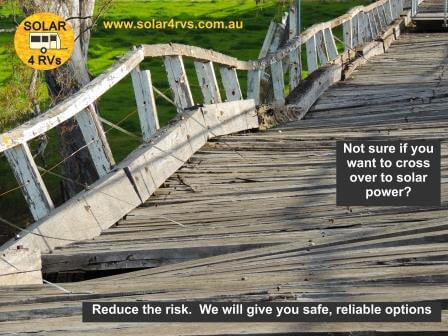 We give you safe, reliable options for solar power