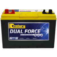 Century 90Ah Dual Force+ AGM Deep Cycle 750CCA Battery