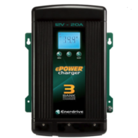 Enerdrive ePower Multi-Bank 12V-20A Battery Charger