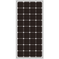 GSun 165W - Fixed Solar Panel - Silver Frame