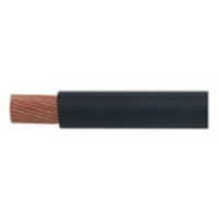 Cable single core 4 B&S black - 20.29mm2
