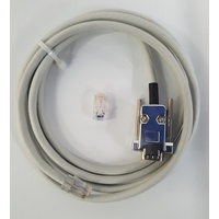 REC Cable DB9 to RJ45 for CAN-Bus (SMA)