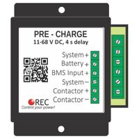 REC Pre-charge Resistor and Relay 11 - 68V