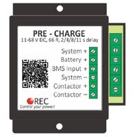 REC Pre-charge Resistor and Relay 11-68V 2-11 Seconds 66R