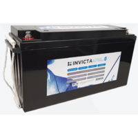 Invicta Lithium 24V, 100Ah Bluetooth Battery