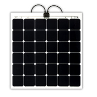Solbian SunPower 118W Square - Flexible Solar Panel