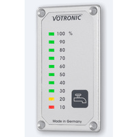 Votronic Tank Level Display S - Fresh Water