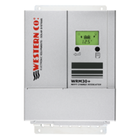Western Co. WRM 30+ DUAL MPPT Solar Charge Controller