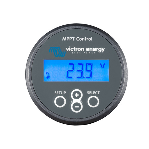 Victron Blue Solar MPPT Control LCD display+Vic-SCC900500000+Blue Solar, MPPT, Control, LCD, display