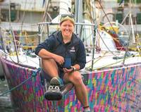 Lisa Blair officially the first woman to circumnavigate Antarctica