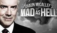 Shaun Micallef Mad As Hell program on ABC 2017